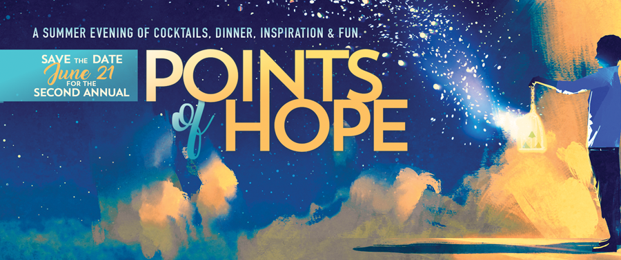 Points of Hope logo